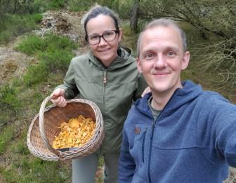 Morten og Petra overtager driften af Lindvig